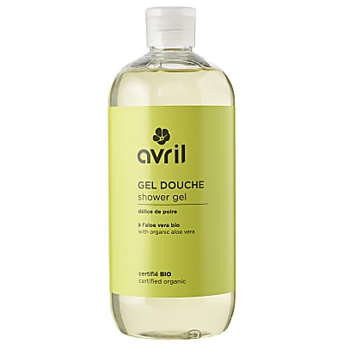 Avril Organic Shower Gel - Délice de Poire 500 ml