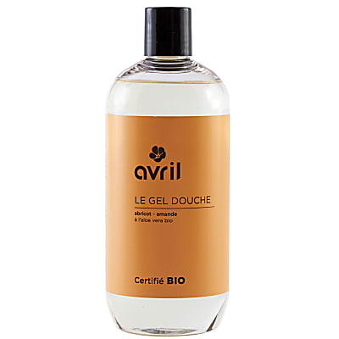 Avril Shower Gel Abricot-Amande