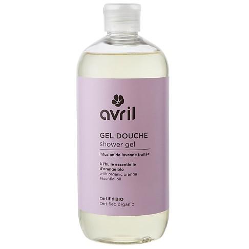 Avril Shower Gel Lavande-Orange