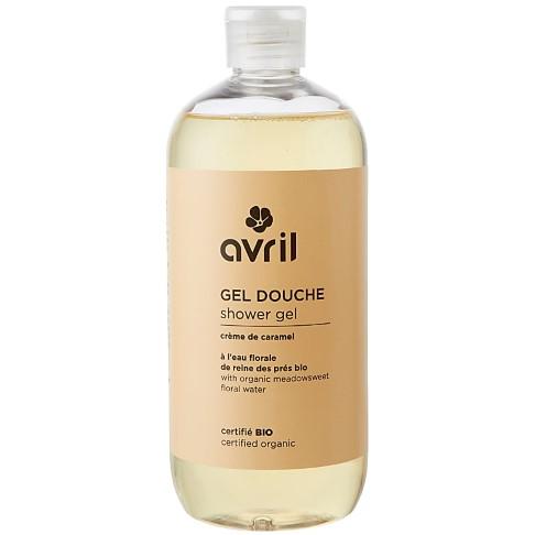 Avril Shower Gel Caramel