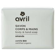 Avril Body & Hand Soap - Amande (Almond) 100g