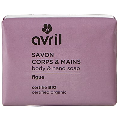Avril Body & Hand Soap - Fig 100g