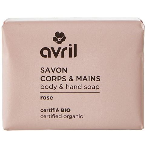 Avril Body & Hand Soap -  Rose 100g