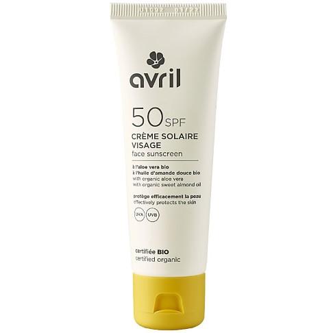 Avril Face Sunscreen SPF 50