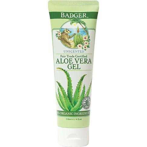 Badger Balm Aloe Vera Gel