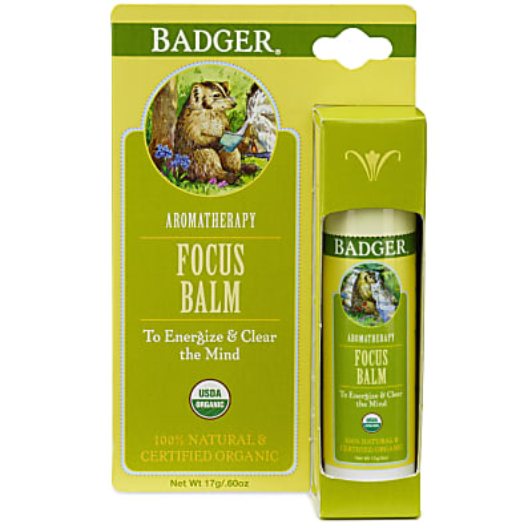 Badger Focus Balm