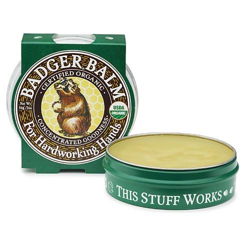 Badger Healing Balm for Hardworking Hands
