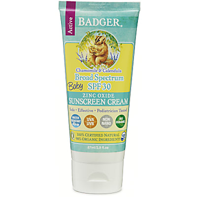 Badger Sunscreen for Baby - SPF30