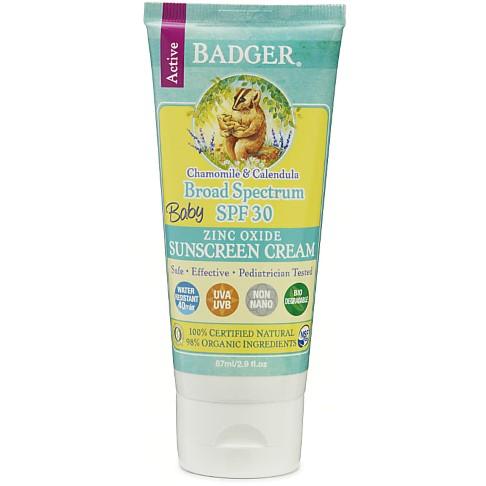 Badger Sunscreen for Baby - SPF30