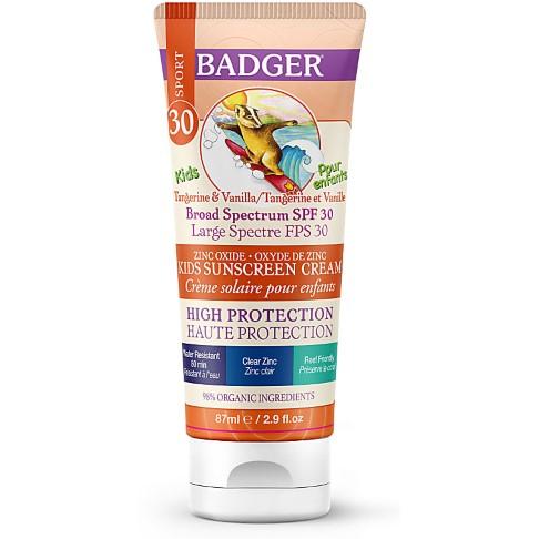 Badger Suncreen for Kids - SPF30