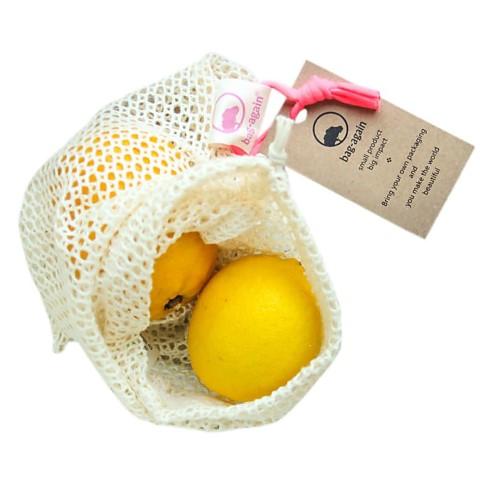 Bag-Again Original Fruit & Vegetable bag Small