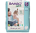 Bambo Nature Disposable Nappies - XXL Plus - Size 6 - Pack of 20