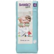 Bambo Nature Disposable Nappies - Maxi - Size 4 - Jumbo Pack of 60