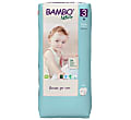 Bambo Nature Disposable Nappies - Midi - Size 3 - Jumbo Pack of 66