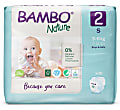 Bambo Nature Disposable Nappies - Mini - Size 2 - Pack of 30
