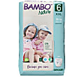 Bambo Nature Training Pants - XXL - Size 6 - Pack of 18