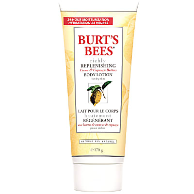 Burt's Bees Richly Replenishing Cocoa & Cupuaçu Butters Body Lotion