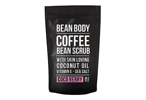 BeanBody Coffee Bean Scrub - Coco Berry