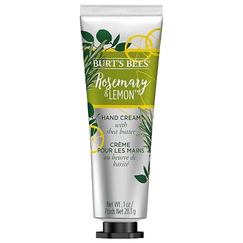 Burt's Bees Hand Cream - Rosemary & Lemon