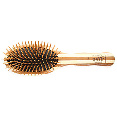 Bass Brush- The Green Brush, Large Oval