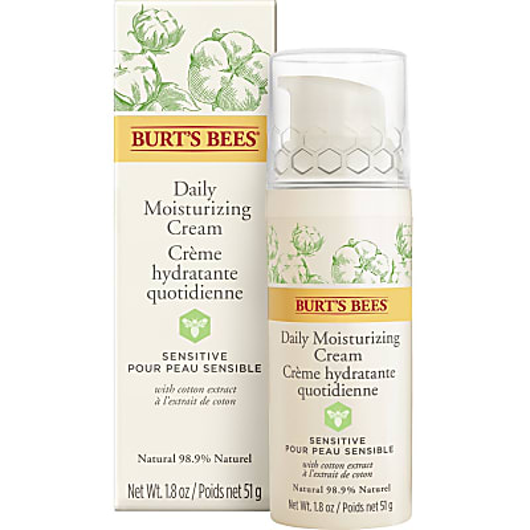 Burt's Bees Sensitive Daily Moisturising Cream