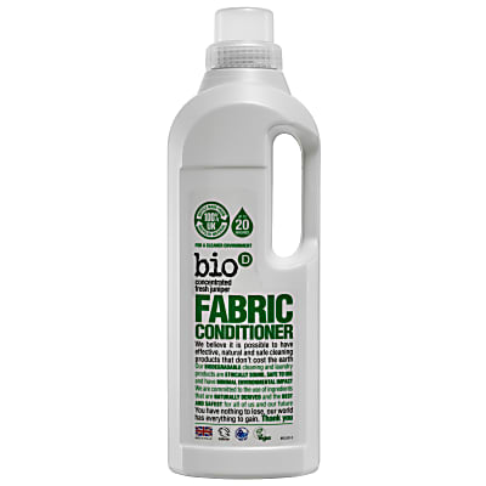 Bio-D Fabric Juniper Fabric Conditioner 1L