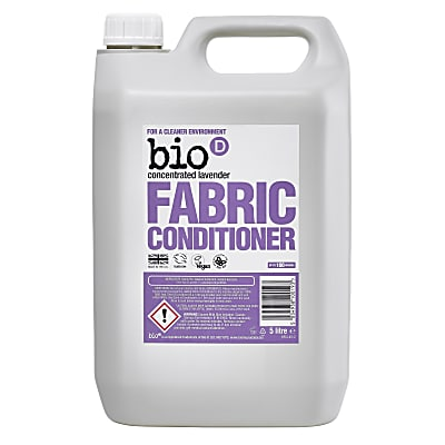 Bio-D Fabric Conditioner with Lavender 5L