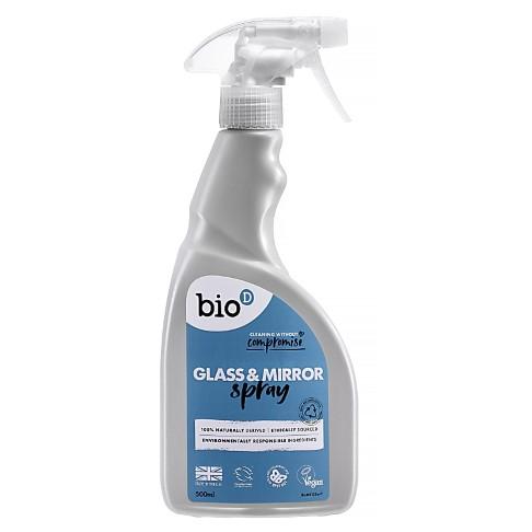 Bio-D Glass & Mirror Cleaner