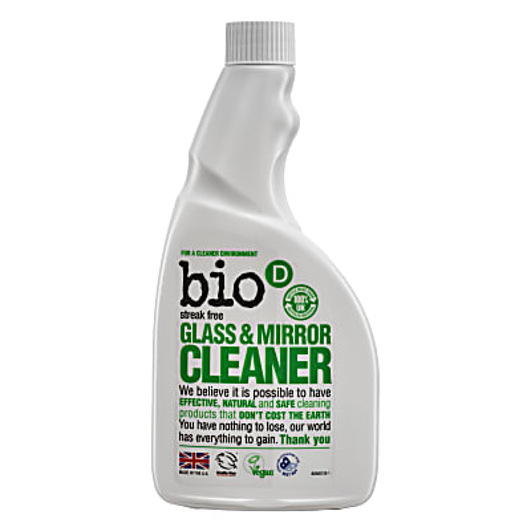 Bio-D Glass & Mirror Cleaner Refill