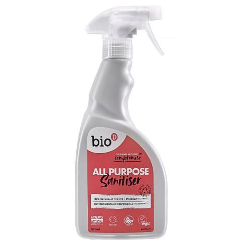 Bio-D All Purpose Sanitiser Spray