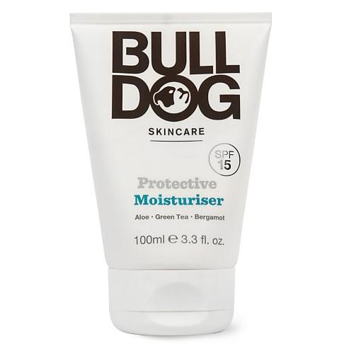 Bulldog Protective Moisturiser 100ml SPF 15