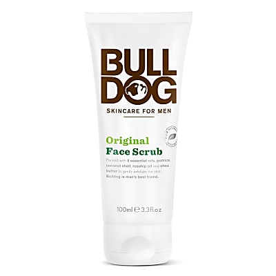 bulldog face scrub bulldog original face scrub 4765