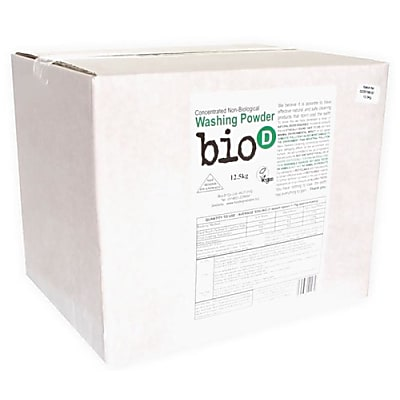Bio-D Non-Bio Concentrated Washing Powder 12.5kg