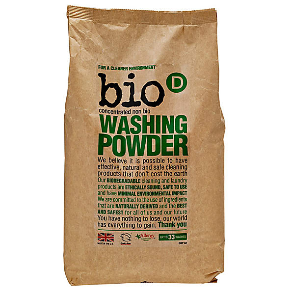 Bio D Non Bio Concentrated Washing Powder 2kg