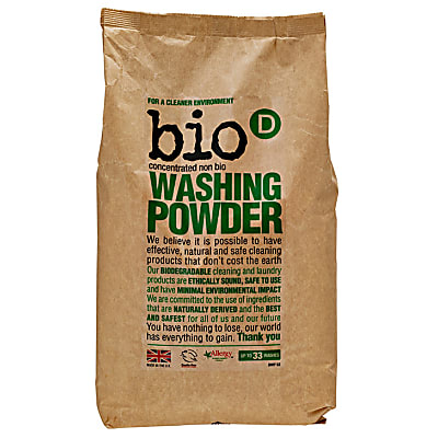 Bio-D Non-Bio Concentrated Washing Powder 2kg