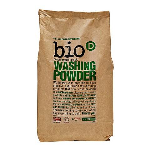 Bio-D Non-Bio Concentrated Washing Powder 2kg