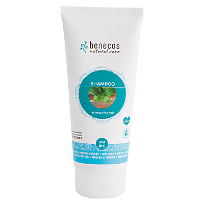 Benecos Natural Hair Shampoo - Melissa and Nettle