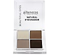 Benecos Natural Quattro Eyeshadow Coffee & Cream