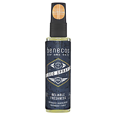 Benecos For Men Only Deo Spray
