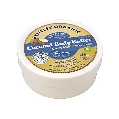 Bentley Organic Coconut Body Butter