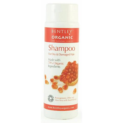 Bentley Organic Shampoo Dry & Damaged Hair