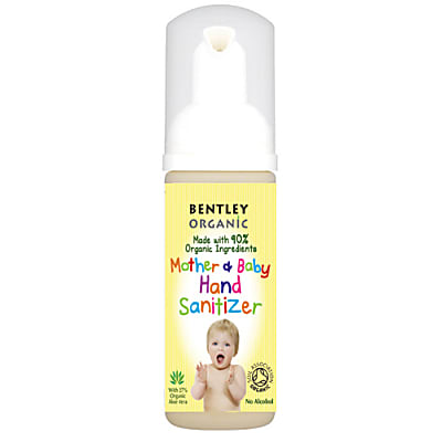 Bentley Organic Mother & Baby Hand Sanitizer
