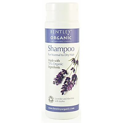 Bentley Organic Shampoo Normal to Dry Hair