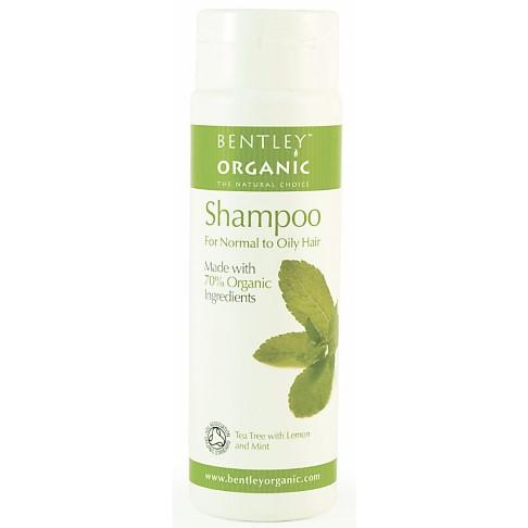 Bentley Organic Shampoo Normal to Oily Hair