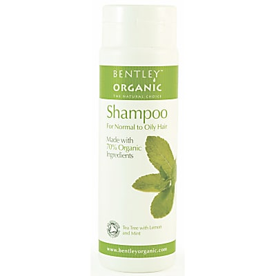 Bentley Organic Shampoo Normal to Oily Hair