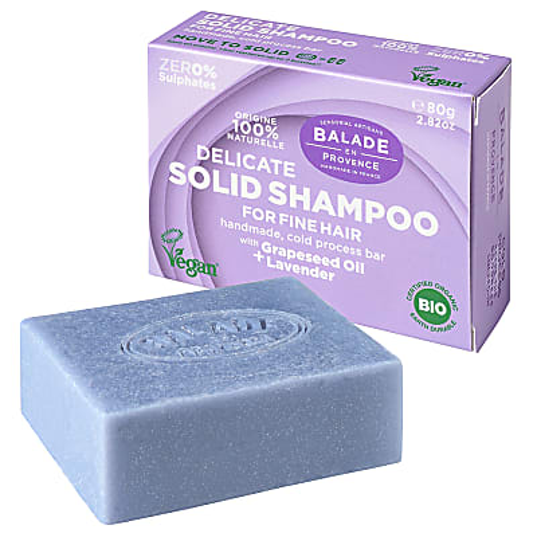 Balade En Provence Solid Shampoo - Lavender 80g