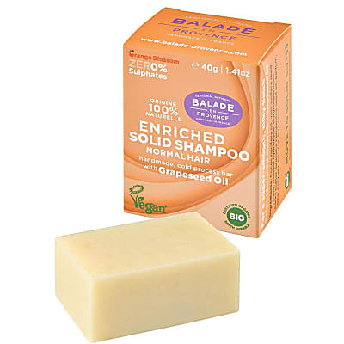 Balade En Provence Solid Shampoo - Orange Blossom 40g