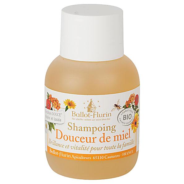 Ballot Flurin Gentle Honey Shampoo - Travel-size