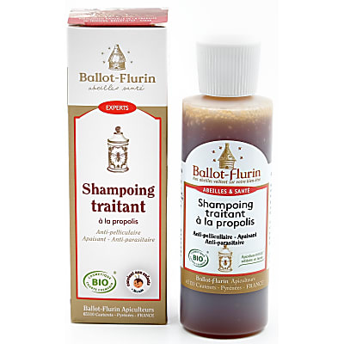 Ballot Flurin Anti-itch & Anti-dandruff Shampoo