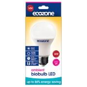 Ecozone Biobulb LED E27 Screw Fitting Ambient Bulb 14 watts
